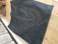 Stella McCartney For H&M Denim skirt size 10 Fantastic condition Bargain price!