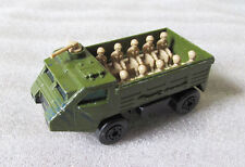 Matchbox Superfast Personnel Carrier No.54 1976