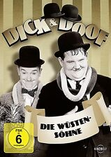 DVD LAUREL & HARDY - DIE WÜSTENSÖHNE # Dick & Doof ++NEU