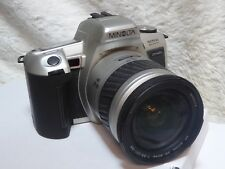 Minolta Dynax 505si Super AF Film SLR + 28-80mm Lens - Tested - Working student