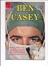 Ben Casey #2 October 1962 Vince Edwards