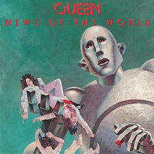 Queen - News Of The World 180 gram LP - Sealed - NEW COPY