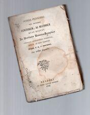 officia peculiaria vel novissima quae desunt in breviario roma serafico - 1847