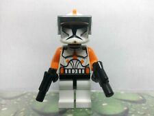 LEGO Star Wars Commander Cody Minifigure  7676 7959 Complete.