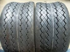 THREE 18/8.50-8, 18/8.50x8 Golf Cart, Lawnmower Sawtooth Turf Tread 4 ply Tires