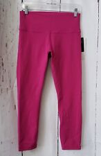 Lululemon High Times Pant Raspberry Pink Size 10 New