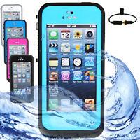 New Waterproof Shockproof DirtProof Snowproof Durable Hard Case For iPhone 5/5S