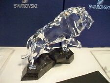 SWAROVSKI SOULMATES LION 1001111 RETIRED BNIB