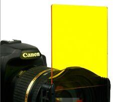 FILTRO COMPATIBILE COKIN GIALLO P001 X OBIETTIVO NIKON CANON SONY PENTAX 18-55MM
