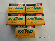 KODAK TMAX 400 B+W 35mm pellicola 36exp (5 Pack) *** miglior ****