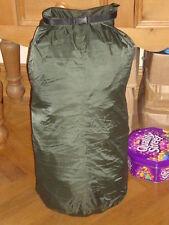 BRITISH ARMY OG WATERPROOF DRY BAG-DAY SACK PACK RUCKSACK 40L HIGHLANDER X-Lite