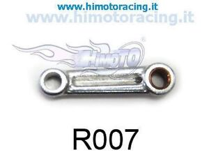 R007 Conrod For Engine Internal Combustion Vertex .18 3cc Joint Lever VTX HIMOTO
