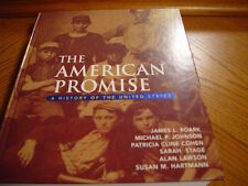 The American Promise 3rd Edition Complete Hardback History of the United States