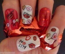 Accessoires et outils de nail art multicolore
