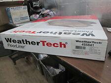 NOB WeatherTech Tan 1st Row Floor Liner 12 - 15 Ford F250 F350 F450 F550 455841