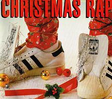 """CHRISTMAS RAP 12"""" LP DANA DANE Sweet Tee RUN-DMC Spyder-D 1987 LONLP 52 UK N/Mnt"""