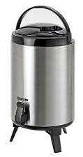 Bartscher Iso Dispenser 150981 9 Liter Getränkespender heiss + kalt NEU