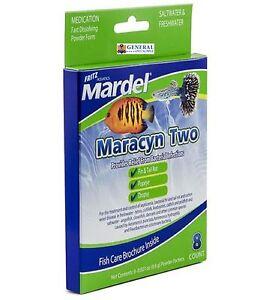 Fritz Aquatics Mardel Maracyn Two Powder 8 count