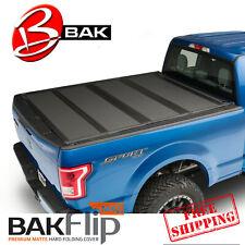 BAK MX4 Fold & Lock Tonneau Cover For 2007-2020 Tundra 5.6' Bed W/ Deck Rail