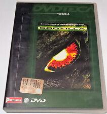 DVD GODZILLA (1998)  USATO GARANTITO