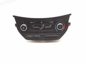 FORD GRAND C-MAX 2016 CLIMATE CONTROL PANEL F1ET-19980-BJ / 11668379