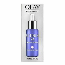Olay Regenerist Retinol 24 Night Facial Serum Vitamin B3 + Retinol complex 1.3oz
