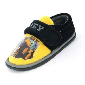 Boys Slippers Jcb Joey