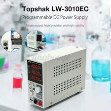30V 10A 300W Labornetzgerät Netzteil DC Trafo Stabilisiert Power Supply  >