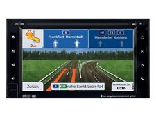 ESX VN620W Navigation DAB 2 DIN für Toyota Corolla Verso (ZER/ZZE/R1) schwarz