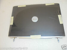 "New Dell Inspiron 1420 14.1"" LCD Lid Back Top Laptop Notebook Black Cover JX286"