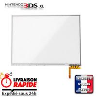 Ecran vitre tactile 3DS XL  bas bottom touch screen console nintendo 3DSXL