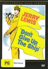 Don't Give up The Ship (dvd 2020) R4 Jerry Lewis Movie 1959