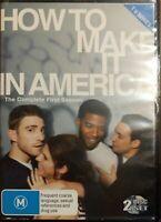 How To Make It In America : Season 1 (DVD, 2011, 2-Disc Set)