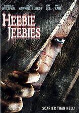 Heebie Jeebies (DVD, 2005) BOBBIE JO WESTPHAL SLASHER HORROR KILLER