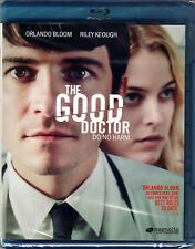 THE GOOD DOCTOR Movie on a BLU-RAY Disc DVD of MEDICAL DRAMA with ORLANDO BLOOM!