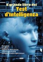 Il grande libro dei test d'intelligenza Libro Nuovo Crescere