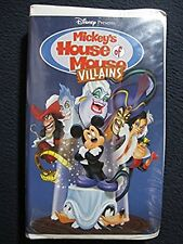 Mickey's House of Mouse - Villains [VHS] [VHS Tape] [2002]