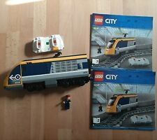 LEGO 60197 - CITY - LE TRAIN DE PASSAGERS AVEC TELECOMMANDE