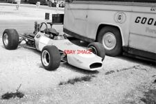 PHOTO  CYD WILLIAMS' BRABHAM BT28-LUCAS MAE QUALIFIED SECOND ON THE GRID FOR THE