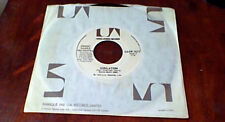 """JOHNNY HARRIS JUBILATION b/w TIP TOP THEME CAN Promo Only Disco Funk 45 7"""" 1976"""