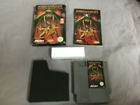Swords and Serpents in Ovp NES-WP-NOE - Nintendo Entertainment System Nes Pal B