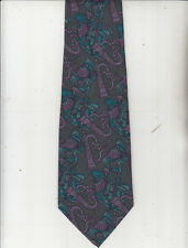 Givenchy-[If New $300]-Authentic-100% Silk Tie-Made In Italy-Gi19- Men's Tie