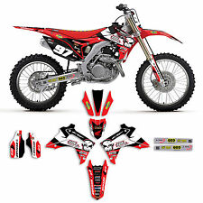 2014-2017 HONDA CRF 250 TEAM VAMO NO FEAR MOTOCROSS GRAPHICS MADE BY ENJOY MFG