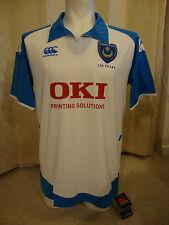 Portsmouth 2008 - 2009 Player / livello tema AWAY SHIRT By Canterbury-Bnwt-L
