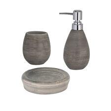bad zubeh r sets aus keramik ebay. Black Bedroom Furniture Sets. Home Design Ideas