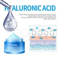 Hyaluronic Acid Gel Cream Anti-Aging Wrinkle Face &Eye Serum Moisturizer Skin