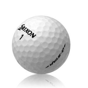 120 Srixon Q-Star Mint Used Golf Balls AAAAA *Free Shipping!* *SALE!*