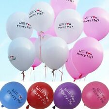 Engagement Oval Party Balloons & Decorations
