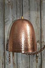 Hammered beaten copper Moorish ceiling light shade hanging pendant lamp HMG3