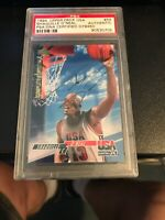 Shaquille O'Neal HOF Shaq Signed Autograph 1992 Classic RC Card PSA/DNA Slabbed